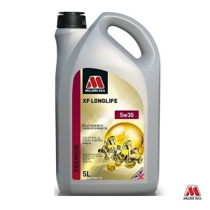 Millers Oils XF Longlife 5W30 5L  (504.00 / 507.00)
